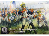 French line voltigeurs at Waterloo - 1:72e - WATERLOO 1815 - AP062