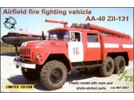 AA-40 ZiL-131 airf. fire fight. vehicle - 1:72e - ZZ Modell - ZZ72007
