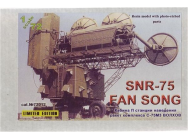 SNR-75 FAN SONG - 1:72e - ZZ Modell - ZZ72012