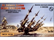 S-125M Neva/SA-3 GOA air defense - 1:87e - ZZ Modell - ZZ87016