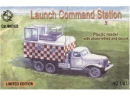 Soviet launch command station - 1:87e - ZZ Modell - ZZ87022