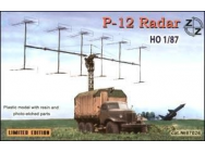 P-12 Soviet radar vehicle - 1:87e - ZZ Modell - ZZ87026