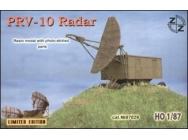 PRV-10 Soviet radar vehicle - 1:87e - ZZ Modell - ZZ87029