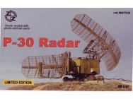 P-30 Soviet radar vehicle - 1:87e - ZZ Modell - ZZ87030