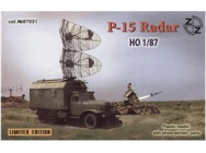 P-15 soviet radar vehicle - 1:87e - ZZ Modell - ZZ87031