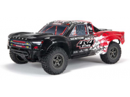 Arrma Senton Short course 1/10 BLX 3S 4WD Brushless RTR Rouge