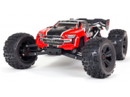 KRATON 6S 4WD BLX 1/8e Speed Monster Truck RTR Rouge - Arrma - ARA8608V5T1