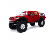 SCX10 III Jeep JT Gladiator w/Portals 1/10 RTR ROUGE - Axial - AXI03006T2
