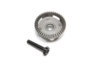 Rear Differential Ring and Pinion Gear - 8XT - TLR - Team Losi Racing - TLR242039