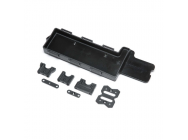 Battery Tray Center Diff Mount - 8XT - TLR - Team Losi Racing - TLR241066