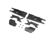 Rear Arms Mud Guards Inserts (2) - 8XT - TLR - Team Losi Racing - TLR244070