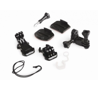GoPro - Kit Accessoires Montages - Grab Bag of Mounts - GPR-GRAB