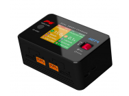 HOTA P6 Dual Smart Charger DC 2 x 300W 15A LCD Display - 700360