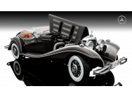 Mercedes Roadster 1935 Bauer 1/12 - T2M-HBS018H