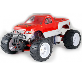 Monster Truck Modelco 1/5eme (82cm) thermique 4WD 26cc - MCO-FS-11801