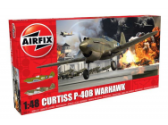 Curtiss P-40B Warhawk 1/48 - A05130