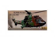 Super Puma AS 332 M1   1/72  -  Maquette Heller 80367 - HEL-80367