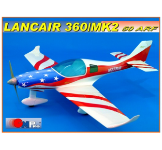 Lancair 360 mkII  1m80 pour .120 - NEW-CMP-LANCAIR360