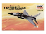 General Dynamics F-16A Fighting Falcon Falcon Minicraft Model Kits - MMK-14424