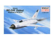 Mikoyan MiG-21 Fishbed Minicraft Model Kits - MMK-14426