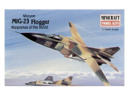 Mikoyan MiG-23 Flogger Minicraft Model Kit - MMK-14427