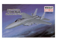 McDonnell Douglas F-15A Eagle Minicraft Model Kits - MMK-14421