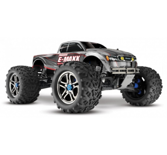 E-Maxx 1/10 Brushless TQ1 2.4Ghz - TRX-3908-1