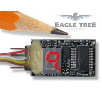 3-Axis G-Force Microsensors 8G (LOW) Eagle Tree Systems - A24046LOW