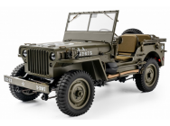 Jeep Willys 1941 MB RTR 1/12 - FMS11201RTR