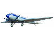 DC-3  Flying Safari 2,60m 2x15cc - OST-71243