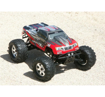 HPI Monster truck SAVAGE X 4.6 RTR - HPI-0868