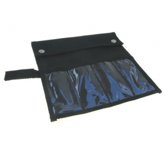 POLYESTER TOOL WALLET FOR HEX DRIVER SET  jp-4401616 - JP-4401616