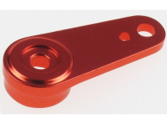 ALUM. CNC SERVO ARM (RED)  (FUT/JR/HITEC)  jp-4402550 - JP-4402550