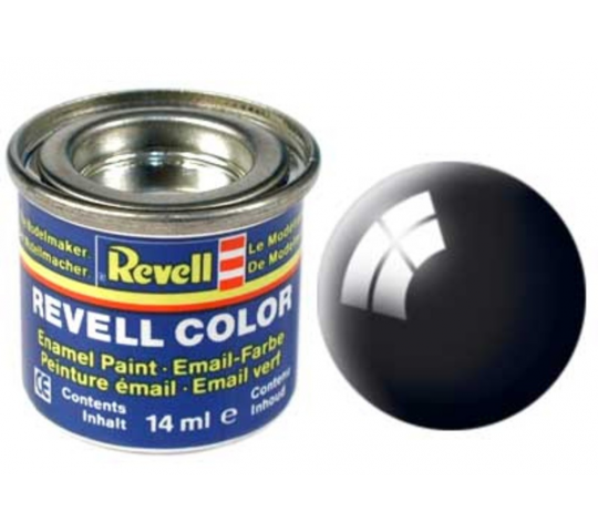 Noir Brillant - 07 - Revell 32107 - REV-32107