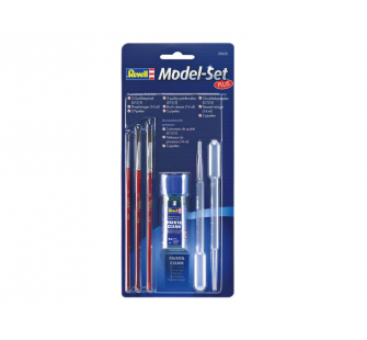 Model Set Plus  Kit peinture  - REV-29620