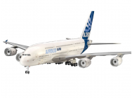 Airbus A380  New Livery  - REV-04218