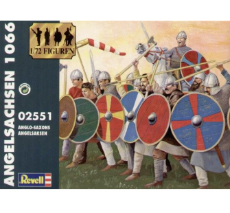 Les Anglo-saxons, 1066 - REV-02551