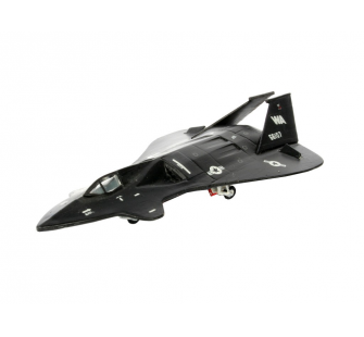 F-19 Stealth Fighter - REV-04051