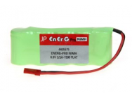 Batterie NiMH reception 6.0V 1500mah - JP-4405575