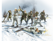 Infanterie Russe Hiver, WWII - REV-02516