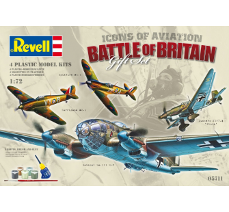 Coffret cadeau  Battle Of Britain  - REV-05711