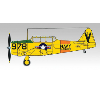AT-6 / SNJ Texan - REV-15251