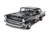 57 Chevy 150 Sedan  Black Widow  - REV-14240