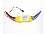 Controleur Brushless 80A - REZ-80A-ESC
