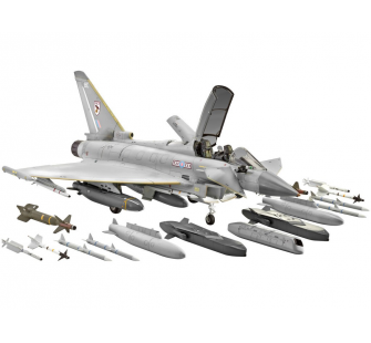 Eurofighter Tiphoon  Twin Seater  - REV-04689