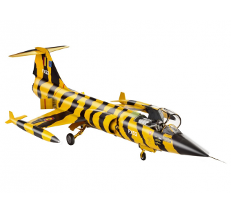 F-104 G Starfighter  Tiger meet  - Revell - REV-04668