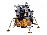 Apollo Lunar Module  Eagle  - REV-04832
