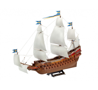 Swedish Regal Ship Vasa 1628 - Revell - REV-05414