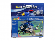 Model Set EC145 Police/Gendarmerie - Revell - REV-64653