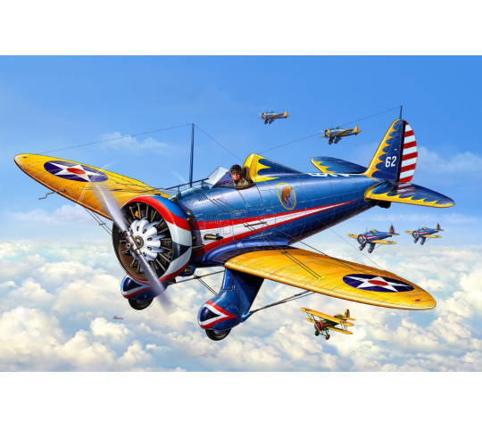 P-26A Peashooter - Revell - REV-03990